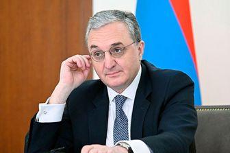 ورود وزیر خارجه ارمنستان به مسکو