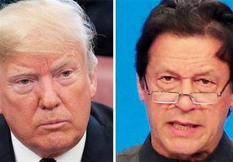 ترامپ از عمران خان درخواست کمک کرد