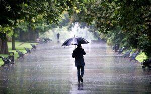 تهران جمعه بارانی میشود