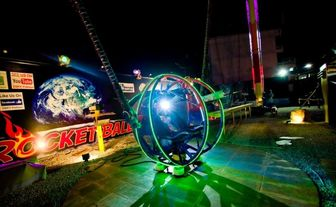 توپ موشکی پاتایا-اوج هیجان (Pattaya Rocket Ball)
