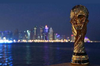 جام جهانی وارد مکزیک شد