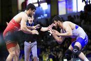 علیزاده به مدال برنز دست یافت