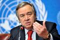 استقبال دبیرکل سازمان ملل از امضای کنوانسیون حقوقی دریای خزر
