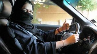 استقبال زنان عربستانی از نمایشگاه اتومبیل