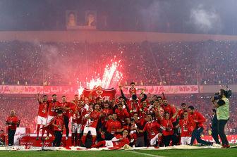 افتخاری تازه برای پرسپولیس/ سرخ پوشان در جمع ۵۰ تیم پرطرفدار جهان