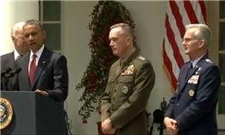 اوباما: معارضان سوریه باید تقویت شوند