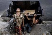 وضعیت گران کننده کودکان زباله گرد در تهران