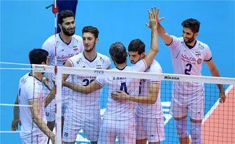 تیم ملی والیبال ایران ۳ - آرژانتین ۲ / پیروزی دلچسب بلند قامتان
