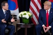 رایزنی روسای جمهور کره جنوبی و آمریکا