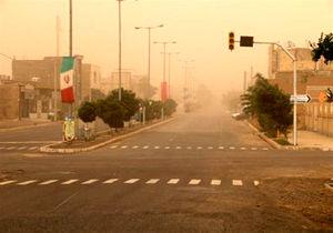 90 درصد گردوغبارهای ایران، منشا خارجی دارند