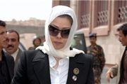 اظهار نظر دختر صدام درباره ترامپ