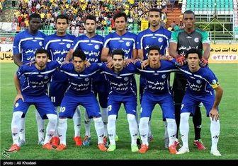 سیاهجامگان صفر - استقلال خوزستان یک