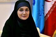 روایت خانم مجری از پدر جانبازش /عکس