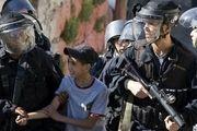 بازداشت بیش از ۴۰۰ کودک فلسطینی در یک سال