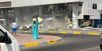 انفجار در رستورانی در ابوظبی