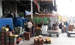 میوهفروشیهای سطح شهر گرانتر از میدان