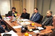 برگزاری جلسه هیت رئیسه سازمان لیگ فوتسال