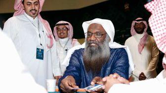 بازتاب ورق بازی امام جماعت مسجد الحرام در توئیتر