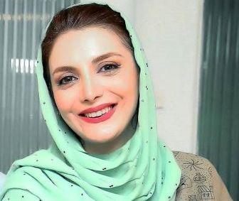 نگرانی های این روزهای خانم بازیگر/ عکس