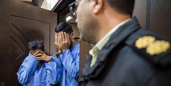 """آتش سوزی بوستان نهج البلاغه """" عمدی"""" بود/ دستگیری سه مظنون"""