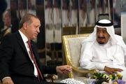 رایزنی اردوغان و پادشاه عربستان درباره احیای روابط