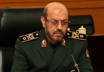 سفر وزیر دفاع ایران به روسیه
