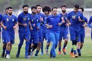 غیبت برخی بازیکنان استقلال در هفته نخست لیگ برتر