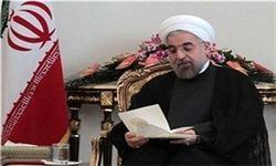 نامه احمد توکلی و الیاس نادران به روحانی
