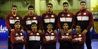 ایران با 3 طلا، 3 نقره و یک برنز نایب قهرمان شد