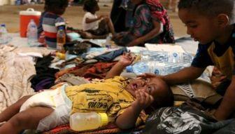 گزارش شبکه روسیا الیوم از وضعیت کودکان یمنی