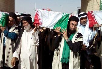 ۱۱۸ شهید تازه تفحص شده وارد کشور شدند