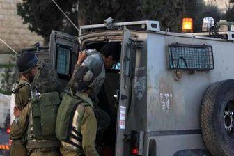 در یورش به کرانه باختری؛ صهیونیستها ۶ فلسطینی را بازداشت کردند