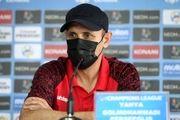 گلمحمدی: مقتدرانه به عنوان تیم اول از گروه صعود کردیم