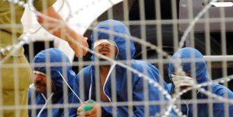 مبتلا شدن دهها اسیر فلسطینی به ویروس کرونا