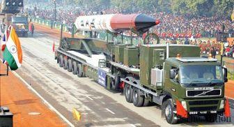 """آزمایش موفق موشک بالستیک """"آگنی ۴"""" توسط هند"""