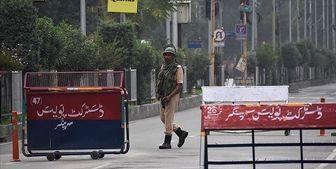 کشته شدن دو شبهنظامی در کشمیر