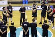 پایان اردوی تیمملی بسکتبال برای المپیک
