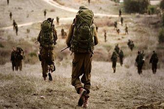 برگزاری مانور اسرائیلی ها برای مقابله با مردم غزه