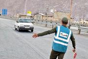 محدودیت های تردد کرونایی در بین شهرها