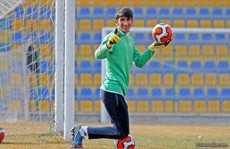 تلاش بیرانوند برای حضور در نیمه نهایی جام حذفی
