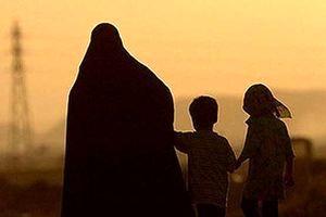 بار سنگینی که بر دوش زنان سرپرست خانوار است
