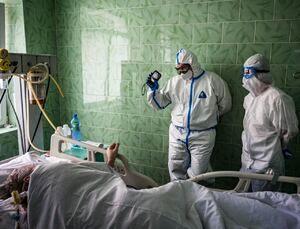 بیمارستانهای نیروهای مسلح در خدمت بیماران کرونایی