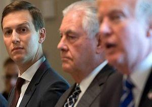 انتقاد تیلرسون از دخالت کوشنر در امور وزارت خارجه آمریکا
