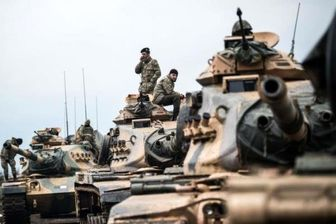 نظامیان ترکیه 20 کیلومتر در خاک عراق پیشروی کردند