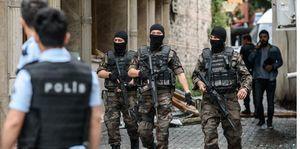 وزیر داعشی دستگیر شد