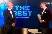 لواندوفسکی بهترین بازیکن جهان شد+ اسامی برترین های فوتبال جهان