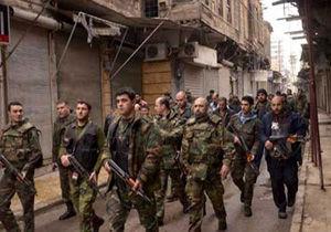 تروریست ها از حلب سوریه فرار کرده اند