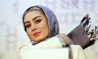 تصویری از بچگی سحر قریشی/ عکس