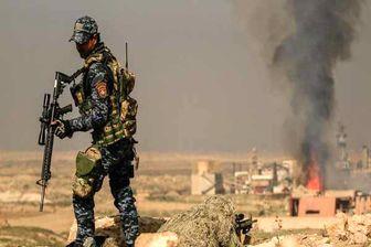 عملیات ارتش عراق برای نابودی بازمانده های داعش