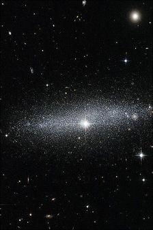 روشنترین و واضحترین کهکشان + عکس